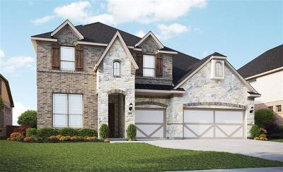 Pflugerville Single Family Home For Sale: 19301 Tristan Stone Dr