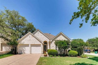 Austin Single Family Home Pending - Taking Backups: 9800 Toppel Cv