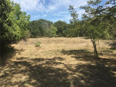Round Rock Residential Lots & Land For Sale: 2309 Live Oak Cir
