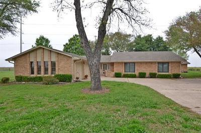 Taylor Single Family Home For Sale: 22101 Us Highway 79 Hwy