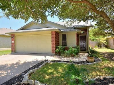 Leander Single Family Home For Sale: 1510 Dillon Lake Bnd