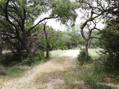 Wimberley Residential Lots & Land For Sale: 960 Cave Springs Dr
