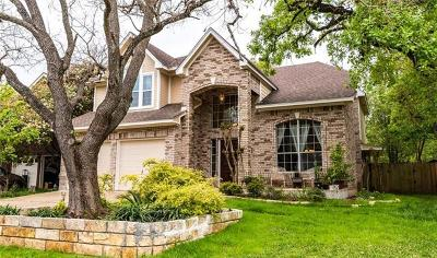 Austin Single Family Home For Sale: 10902 Grassmere Ct