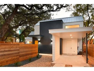 Travis County Single Family Home Pending - Taking Backups: 409 W Live Oak St #B