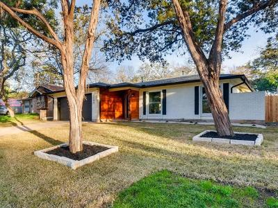 Austin Single Family Home For Sale: 7205 Twisted Oaks Dr