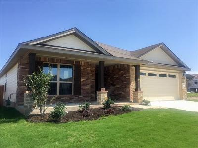 San Marcos Single Family Home For Sale: 109 Sage Meadows Dr