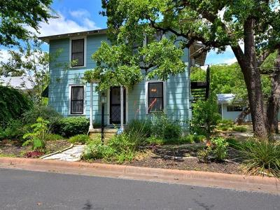 Austin Multi Family Home For Sale: 3103 West Ave