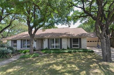 Round Rock Single Family Home Pending - Taking Backups: 2001 Flint Rock Dr
