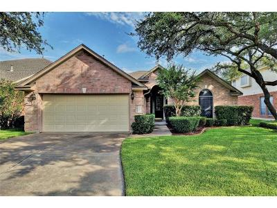 Cedar Park TX Single Family Home For Sale: $320,000
