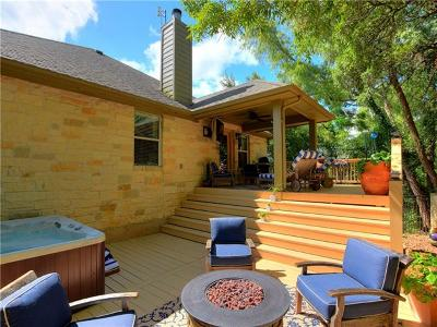 Austin Single Family Home Pending - Taking Backups: 10716 Casitas Dr