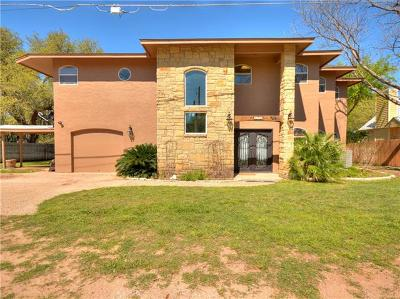 Burnet  Single Family Home For Sale: 148 Lost Trl
