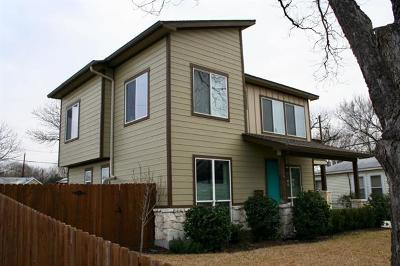 Austin Single Family Home For Sale: 2947 Moss St