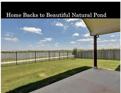 Buda, Kyle Single Family Home For Sale: 627 Vista Garden Dr