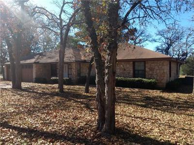 Bastrop County Single Family Home Pending - Taking Backups: 124 Forest Dr