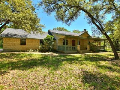 Round Rock Single Family Home For Sale: 4609 Hightower Dr