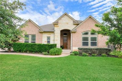 Round Rock Single Family Home For Sale: 2180 Park Place Cir