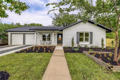 Austin Single Family Home For Sale: 5205 Gladstone Dr