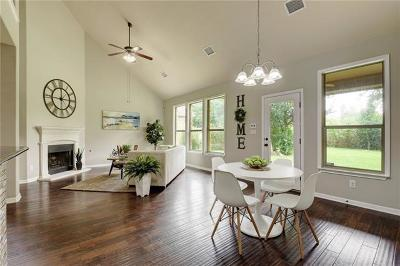Cedar Park Single Family Home For Sale: 416 Buck Ridge Rd