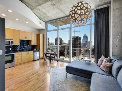 Austin Condo/Townhouse For Sale: 360 Nueces St #1609
