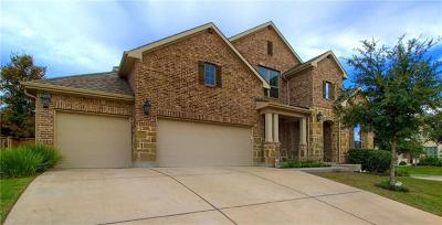 Georgetown Single Family Home For Sale: 100 Lady Bird Cv