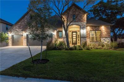 Leander Single Family Home For Sale: 2828 Long Lasso Pass