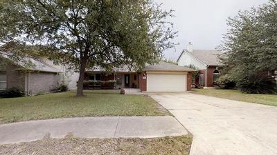 Hays County, Travis County, Williamson County Single Family Home Pending - Taking Backups: 2207 Patsy Pkwy
