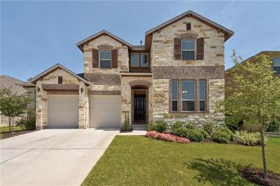 Pflugerville Single Family Home For Sale: 2508 Weeping Beech Ln