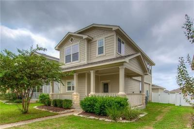 Pflugerville Rental For Rent: 801 Craters Of The Moon Blvd