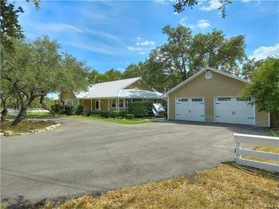 Dripping Springs Single Family Home For Sale: 5401 W Highway 290