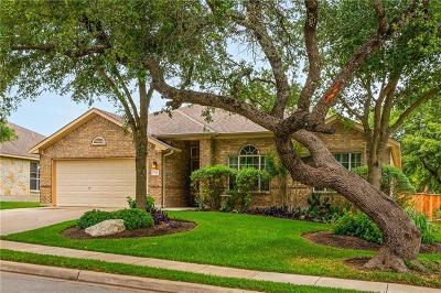 Leander Single Family Home For Sale: 1301 Wigwam