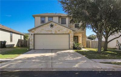San Marcos Single Family Home Pending - Taking Backups: 296 Cordero Dr
