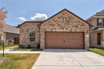 Hays County, Travis County, Williamson County Single Family Home For Sale: 2471 Sunrise Rd #73