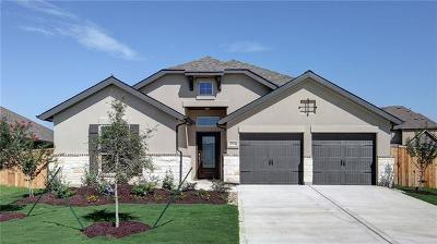 Manor Single Family Home For Sale: 11704 Emerald Springs Ln