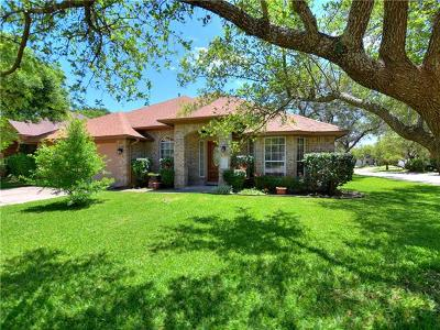 Cedar Park Single Family Home For Sale: 1606 Amelia Dr