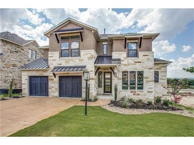 Lakeway Single Family Home Pending: 400 San Donato Drive
