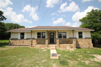 Austin Single Family Home For Sale: 2214 Gardenia Dr