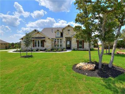 Leander Single Family Home For Sale: 713 Brave Face