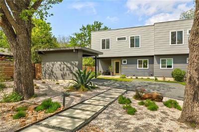 Austin Rental For Rent: 708 W Milton St #A
