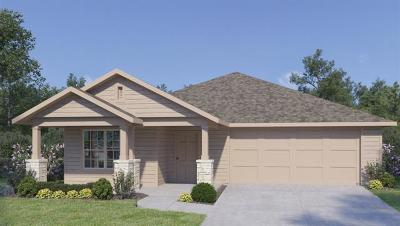 Hutto Single Family Home For Sale: 114 San Bernard Trl