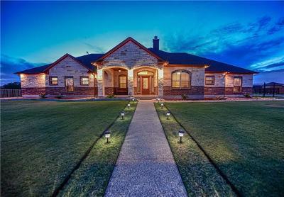 Belton Single Family Home For Sale: 123 Mogollon Ct