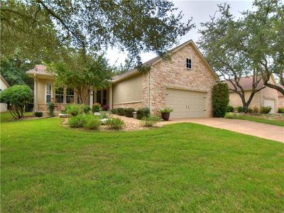Georgetown TX Single Family Home Pending - Taking Backups: $245,000