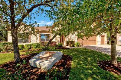 Hays County, Travis County, Williamson County Single Family Home For Sale: 11109 Christensen Cv