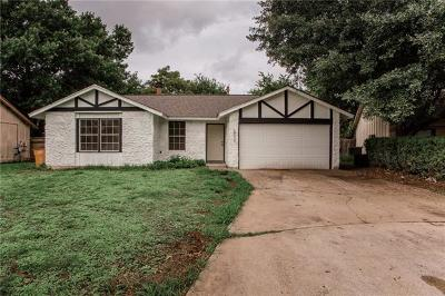Austin Single Family Home For Sale: 5004 Allyson Ct