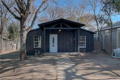 Austin Single Family Home For Sale: 1141 Poquito St