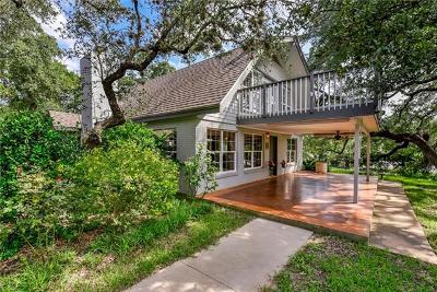 Spicewood Single Family Home For Sale: 1216 Edgewater Dr