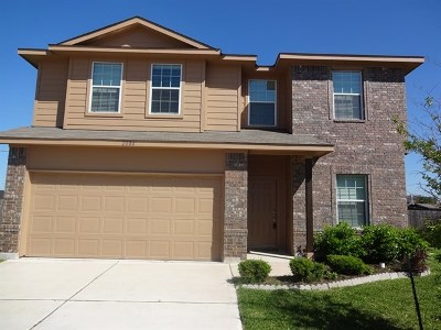 Hutto Rental For Rent: 2004 Wells Bend Ct
