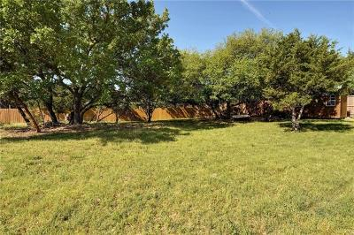 Dripping Springs Residential Lots & Land For Sale: 17109 Oak Cliff Cir