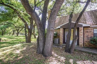 Austin TX Condo/Townhouse Pending: $158,000
