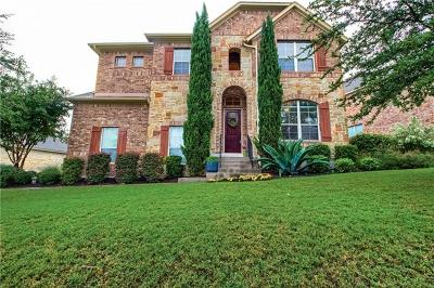 Leander Single Family Home For Sale: 2211 Buffalo Gap