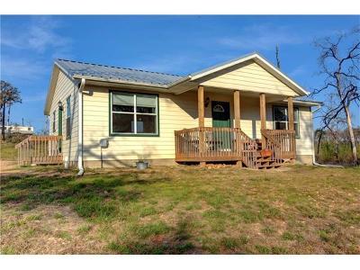 Smithville Single Family Home Pending - Taking Backups: 244 Long Trl